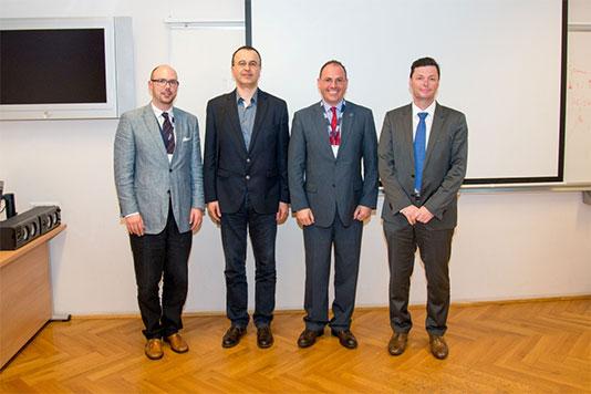 Visiting Professorship in Zagreb