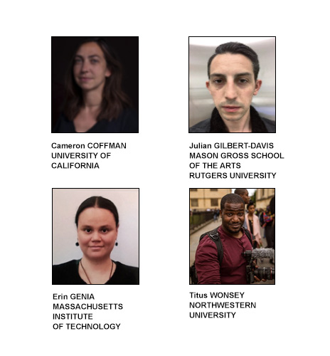The AAF/Seebacher Prize for Fine Arts Fellows 2017