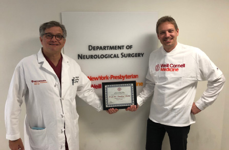 Humes Visiting Professorship in Neurosurgery - The American Austrian